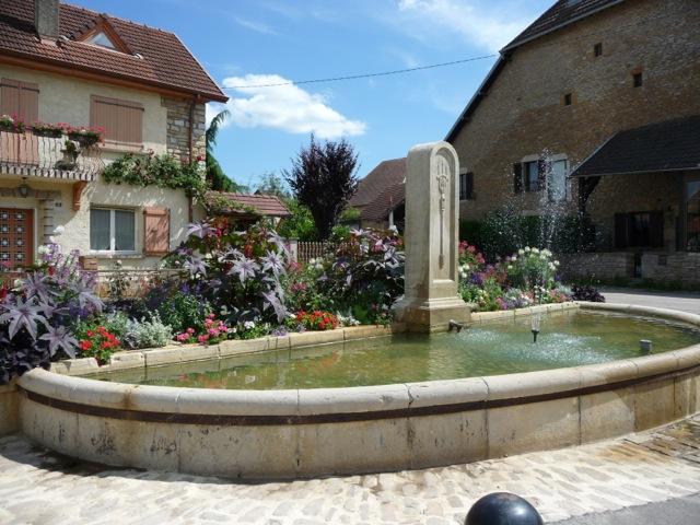 Fontaine de la Place du Sergent